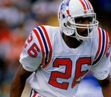 Raymond Clayborn earned his call to the Patriots Hall