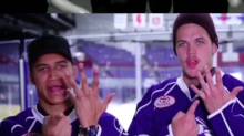 Syracuse Crunch lip sync Beyonce, want you to put a ring on it (Video)