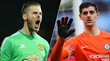 Real Madrid reach Thibaut Courtois and David de Gea crossroads and Neymar could hold the key
