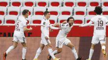 Foot - L1 - Nice prend l'eau contre Bordeaux, Saint-Étienne et Nantes n'avancent pas