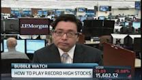 Bull stock market not getting respect: JPM top strategist