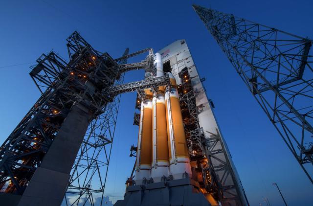 NASA explores product endorsements and rocket naming rights