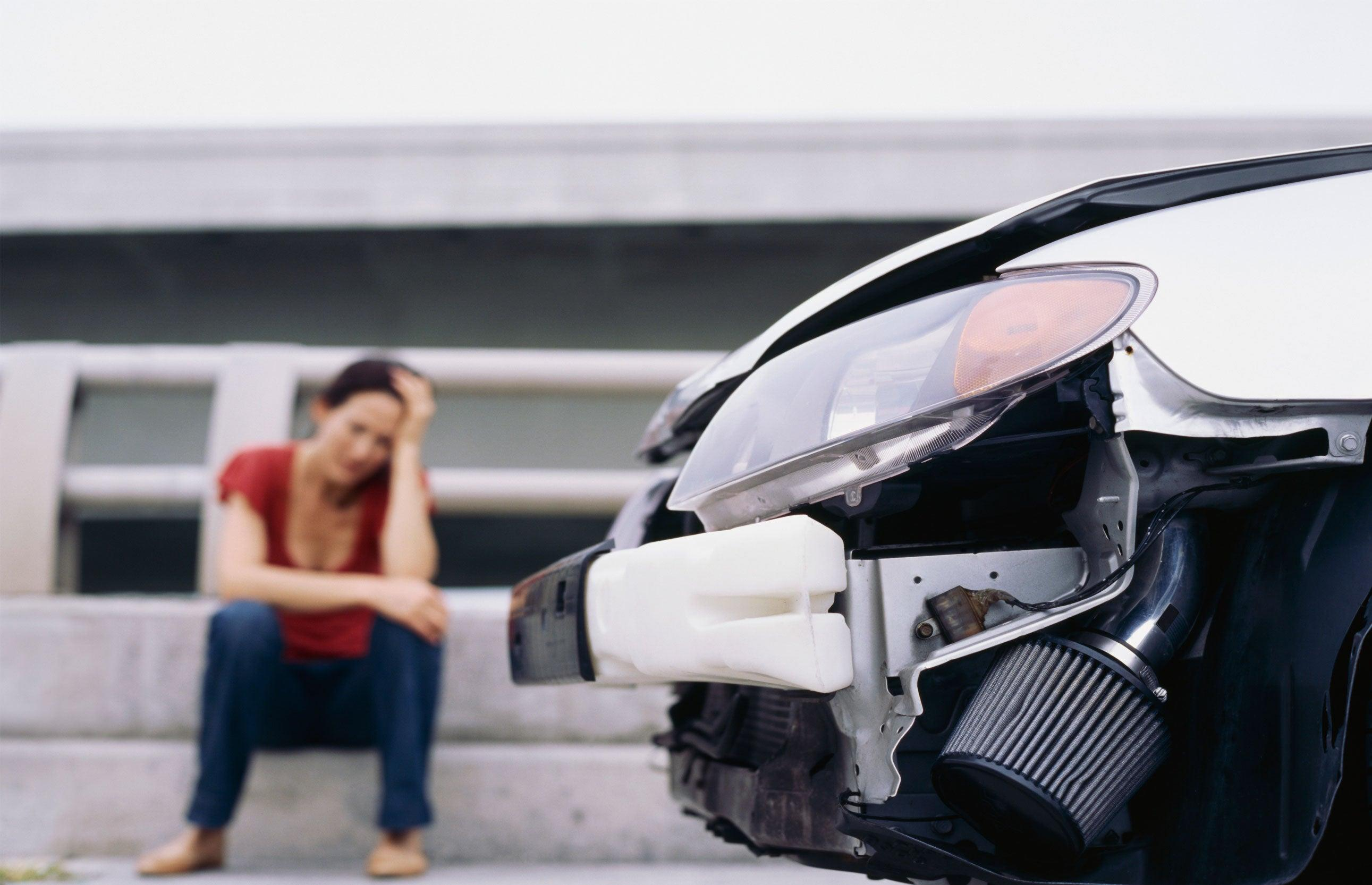 5 Things to Do Immediately If You Get in a Car Crash
