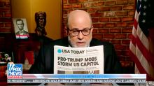 Fox News star Mark Levin calls out media for linking Trump supporters and conservatives to Capitol riot