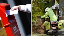 Australia Post's warning before 'record-breaking' Christmas