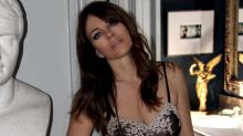 Elizabeth Hurley shares sexy photo while in 'lockdown' with family: 'Finally washed my hair, put on some makeup'