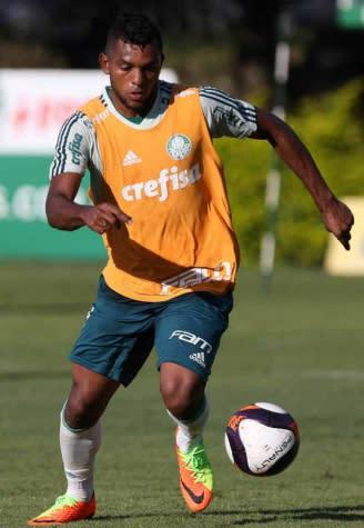 Com Fabiano e Borja poupados, Palmeiras ensaia jogadas para quarta