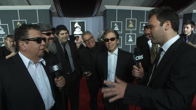 53rd Grammy Awards - Los Lobos Interview