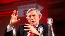 Boris Johnson could be the last ever UK prime minister, warns Gordon Brown
