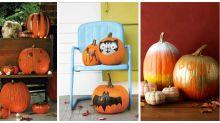 34 Fun Painted Pumpkin Ideas for the Best-Ever Halloween