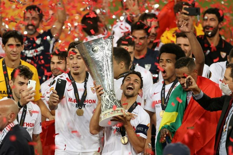 Sevilla have won four Europa League titles in the past seven seasons
