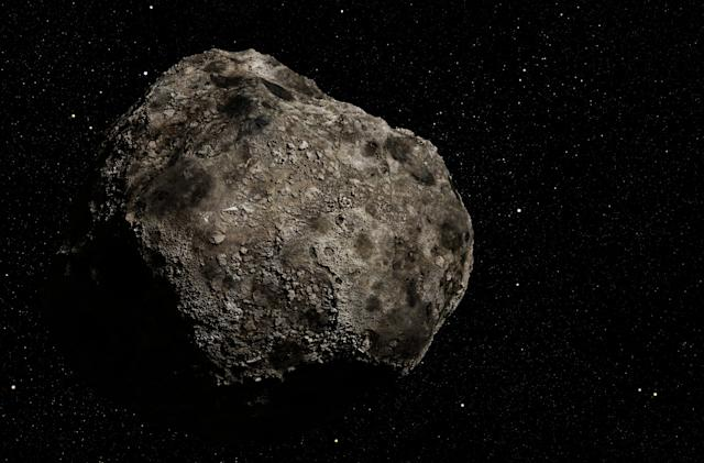 Blockchain company buys asteroid mining firm Planetary Resources