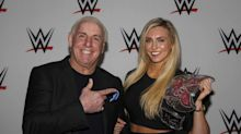 Charlotte Q&A: I didn't want my father Ric Flair to overshadow me