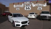 Hear The Jaguar XF Jingle Its Bells At German Luxury