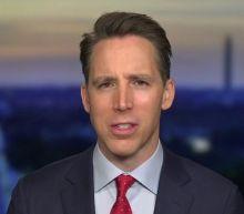 Sen. Hawley on investigation into St. Louis gun couple, Supreme Court justice vetting process