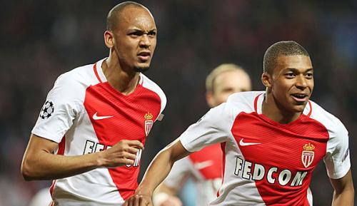 "Ligue 1: Fabinho: ""Mbappe wird bei Real oder Barcelona landen"""