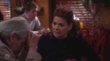 Debra Messing's #MeToo scene in 'Will & Grace' is all too real
