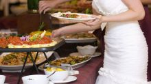 Couple sues caterer for allegedly giving their wedding guests food poisoning, but caterer tells a different story