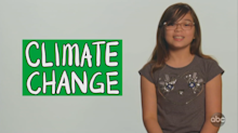 Kids teach Trump about climate change following global warming tweet