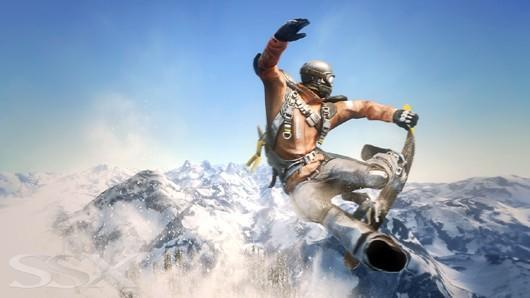 SSX to descend in January 2012