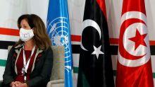 Libya talks make progress towards new temporary government, U.N. says