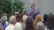 Holocaust Survivor Speaks To Community
