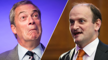 Douglas Carswell pledges '100 percent' support to Ukip after talk of return to Conservatives