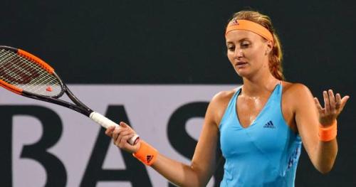 Tennis - WTA - Miami - Miami : Kristina Mladenovic, surprise d'entrée par Tig