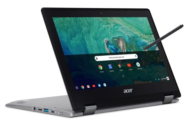 Chrome OS update comes with Spectre fix and new screenshot shortcut