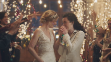 Conservative Christians accuse Hallmark of caving to 'LGBTQ agenda' by allowing lesbian kiss ad