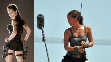 Alicia Vikander ya es Lara Croft: ¿superará la interpretación de Angelina?