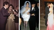 Unique Celebrity Wedding Dresses, From Gwen Stefani to Elizabeth Taylor