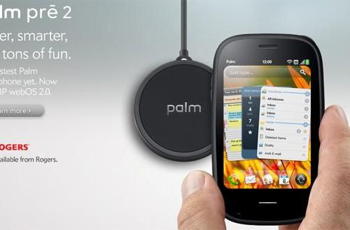 Palm Pre 2 lands on Rogers today, $99 on three-year contract