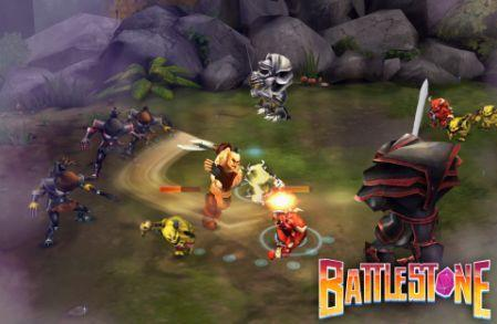 Zynga unveils Battlestone, an action RPG coming to iOS soon