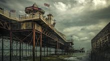 Moody capture of Brighton Palace Pier wins Historic Photographer of the Year Award