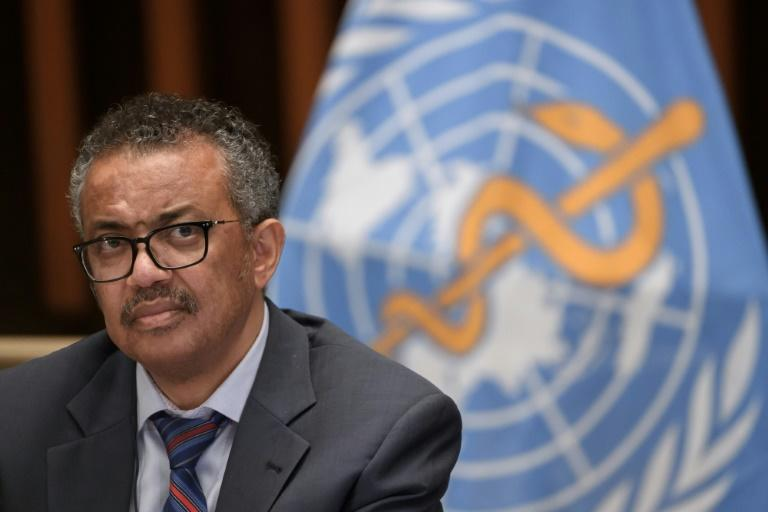 World Health Organization (WHO) Director-General Tedros Adhanom Ghebreyesus says people most exposed to the coronavirus should be vaccinated first