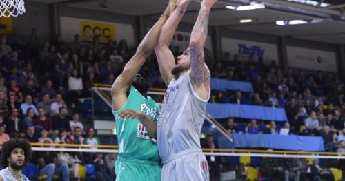 Basket - Pro A - Pro A : Cholet l'emporte contre Le Mans et Paris-Levallois bat Pau-Orthez