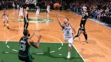 Delly's incredible play lights up NBA Playoffs