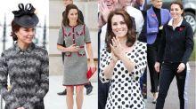 凱特王妃2017年服裝費港幣$125萬:盤點Kate Middleton最昂貴的20套服裝