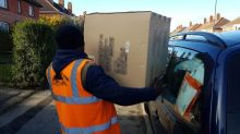 Driven to the edge: life on the Christmas parcel delivery run
