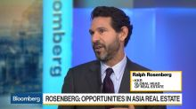 KKR's Rosenberg Sees Opportunity in China Deleveraging