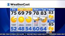 Morning Weather On 5/22: Chilly Start, Warming Up This Afternoon