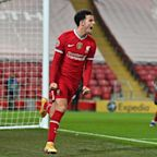 Curtis Jones fires Liverpool into Champions League knockout stage as Caoimhin Kelleher delights on debut