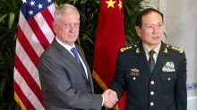South China Sea: ex-US defence chief James Mattis told Beijing to play by the rules, Woodward book says