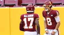 Terry McLaurin says chemistry with Kyle Allen 'is only going to continue'