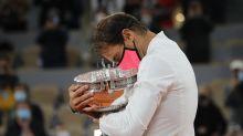 Nadal gana final del Abierto de Francia e iguala a Federer