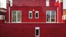 À Séoul, l'architecture de cet immeuble s'inspire de Minecraft et de Lego