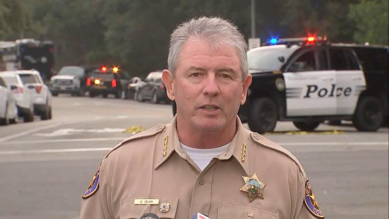 A neighbor of California bar shooter Ian David Long told reporters that he was