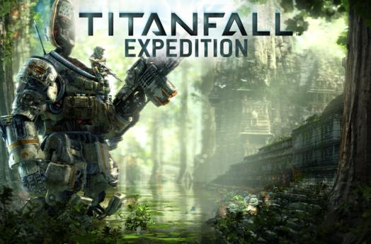 Go on an Expedition with Titanfall DLC gameplay trailer