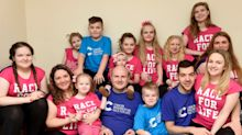 Nurse with 13 children is self-isolating at family home after positive coronavirus test